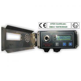 Đầu đo khí CH4
