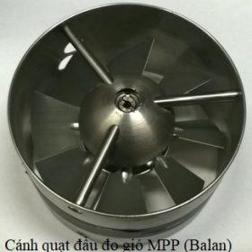Cánh quạt đầu đo gió MPP
