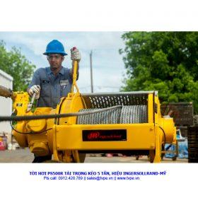 Tời khí nén hạng nặng 2-10 tấn. Model: LS, PS
