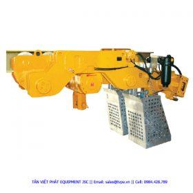 Palăng thủy lực 100 tấn; Model: LCH1000Q