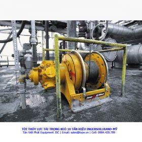 Tời kéo thủy lực 10 tấn; Model: PS10000H75