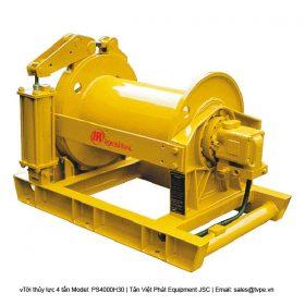 Tời kéo thủy lực 4 tấn; Model: PS4000H