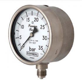 Đồng hồ áp suất An toàn