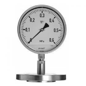 Đồng hồ áp suất kiểu màng MS-100