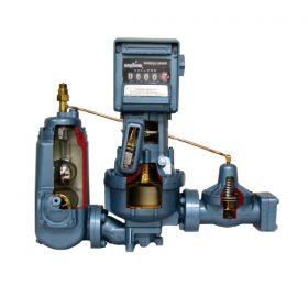 Lưu lượng kế LPG lắp cho xe bồn 4D-MT