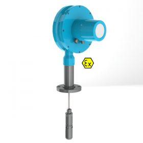 Thiết bị đo mức bồn nhiên liệu kiểu Servo DUTI-454