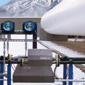 Hệ thống quản lý xuất nhập LPG tự động