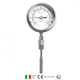 Đồng hồ đo nhiệt độ kiểu cơ phòng nổ