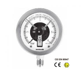 Công tắc nhiệt độ phòng nổ, Model CE