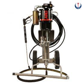 Bơm vệ sinh cao áp khí nén 140bar (58.9LPM)