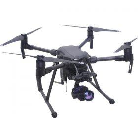 Hệ thống UAV tầm nhiệt  UAV 640P