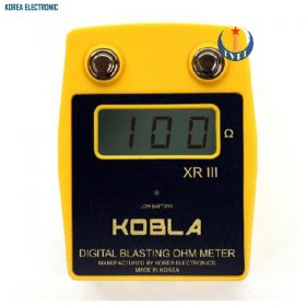 Máy đo điện trở kíp XR-3 (Sai số 1%)