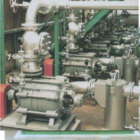 Bơm xăng dầu 150m3/giờ