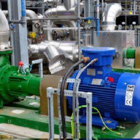 Bơm xăng dầu 60m3/giờ