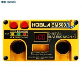 Máy bắn mìn điện dung BM-500D (500Ω)