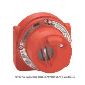 Cảm biến dò lửa phòng nổ UV/IR cho ứng dụng có khí H2
