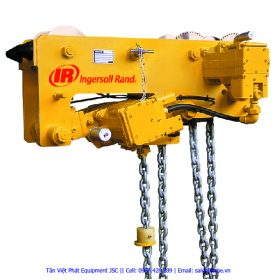 Pa lăng thủy lực 75 tấn; Model: LCH750T