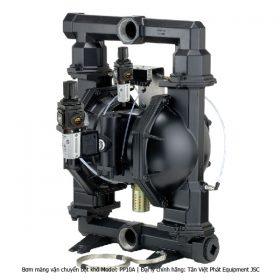 Bơm bột khí nén 1″. Model PP10A-BAS-AAA