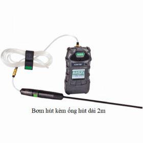 Bơm hút sử dụng cho máy đo khí đa năng