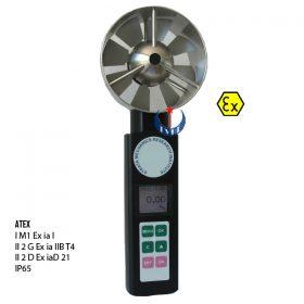 Máy đo gió cầm tay phòng nổ AS4