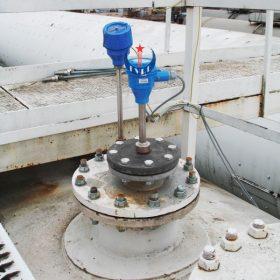 Thiết bị đo mức bồn LPG thông minh DLG-400