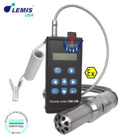 Tỷ trọng kế điện tử xăng dầu DM-250.1