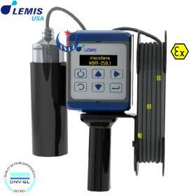 Nhớt kế điện tử xăng dầu VDM-250.1N