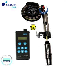 Tỷ trọng kế điện tử xăng dầu DM-250.2