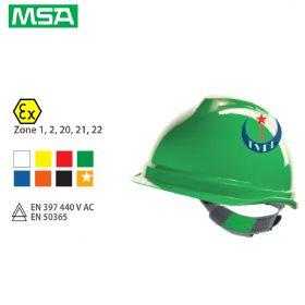 Mũ bảo hộ V-Gard 520